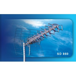 UHF ANTENNA FOR OUTDOOR USE CONDOR