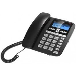 TELEPHONE WITH BIG DISPLAY, CALLER ID AND HANDSFREE SPEAKERPHONE AEG
