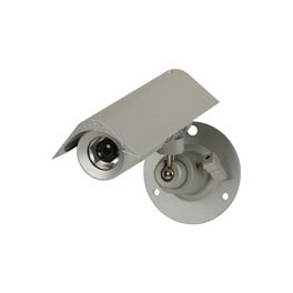 COLOUR CCD BULLET CAMERA - WATERPROOF - 12V DC VERSION