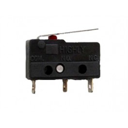MICRO SWITCH 3A WITH LEVER