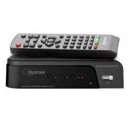 DIGITAL HD TV RECEIVER  MPEG-4 T2 WITH USB