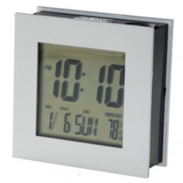DIGITAL PROJECTION CLOCK WITH ALARM, CALENDAR, TEMPERATURE