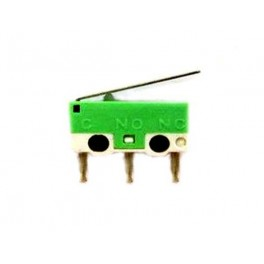 MICRO SWITCH 1A 125VAC WITH LEVER