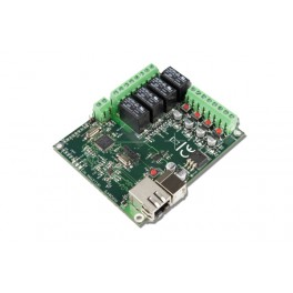 ETHERNET RELAY CARD - 4 CHANNELS