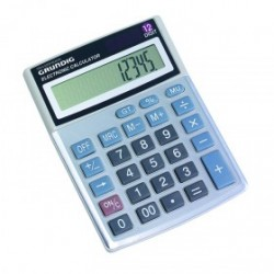 TABLE CALCULATOR WITH 12 DIGITS GRUNDIG
