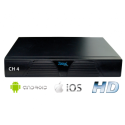 DVR 4 CHANNEL Η.264 1080P
