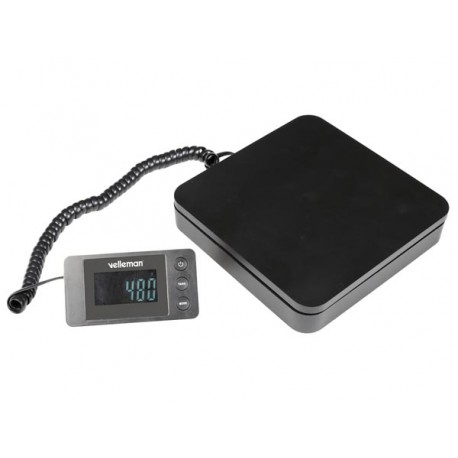 POSTAL SCALE WITH EXTERNAL DIGITAL DISPLAY - 40 kg / 5 g