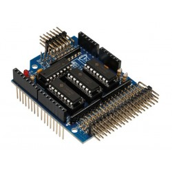 I/O SHIELD FOR ARDUINO®