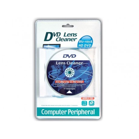 DVD LENS DRY CLEANER FOR BLU-RAY & HD DVD
