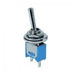 TOGGLE SWITCH ON/OFF 2 CONTACTS 220V