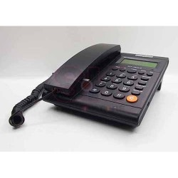CALLER ID PHONE WITH LCD DISPALY & HANDSFREE PANAPHONE