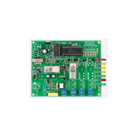 REMOTE CONTROL BY TELEPHONE MODULE (K6501)