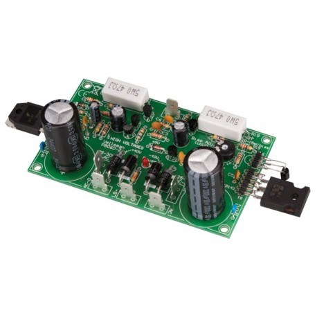 DISCRETE POWER AMPLIFIER 200W