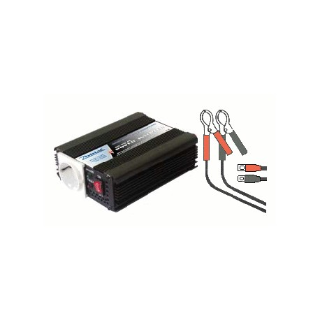 MODIFIED SINE WAVE POWER INVERTER 600W 12VDC IN / 230VAC OUT - Soft-Start