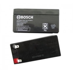 RECHARGEABLE SEALED LEAD ACID 12V/1.3AH BOSCH