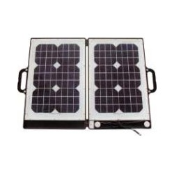 Kit Portable Solar 28W Monocrystalline