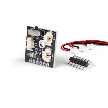 Li-Ion BATTERY CHARGER BOARD FOR ARDUINO™