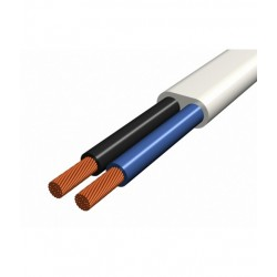 DUAL CORE POWER CORD CABLE 2x0.5mm²