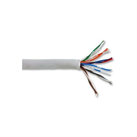 SFTP ADSL CABLE, 2 TWISTED PAIRS, ALUMINIUM MYLAR SHIELDING