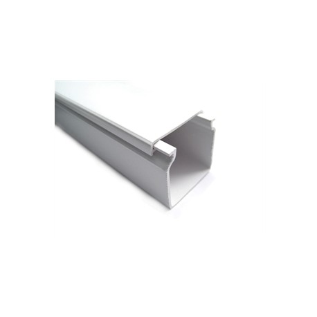 ADHESIVE WALL CHANNEL 20x12.5mm 2m/piece