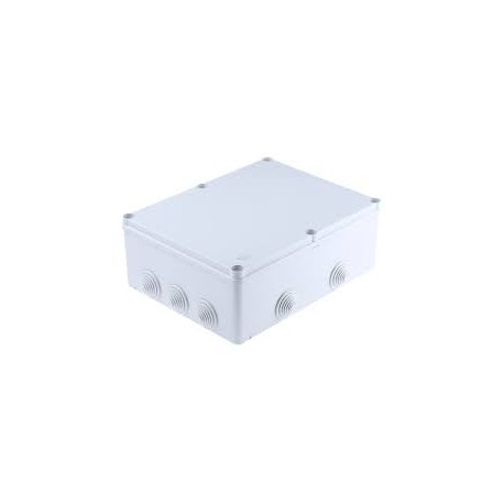 SEALED ENCLOSURE 153x110x66mm GREY ABB