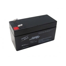 LEAD BATTERY 12V/1.3Ah