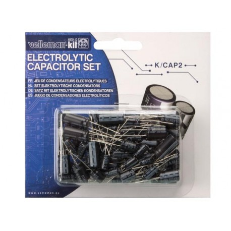 ELECTROLYTIC CAPACITOR SET