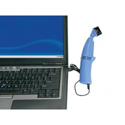 USB KEYBOARD VACUUM CLEANER WITH LIGHT