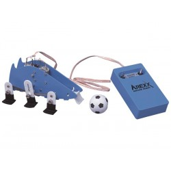 SIX-LEGGED SOCCER ROBOT KIT