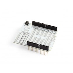 ARDUINO® COMPATIBLE EXPANSION BOARD FOR ARDUINO® UNO R3