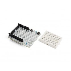PROTOSHIELD PROTOTYPING BOARD WITH MINI BREADBOARD FOR ARDUINO® UNO