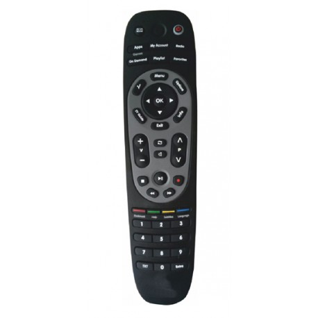 REMOTE CONTROL FOR NOVA HD