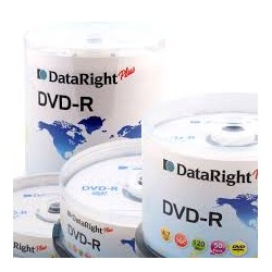 DVD-R 4.7GB 16x 10pcs