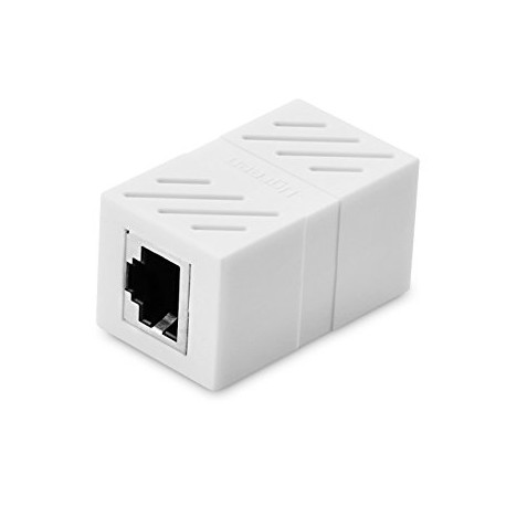 EXTENSION ADAPTER FOR NETWORK CABLES CAT6
