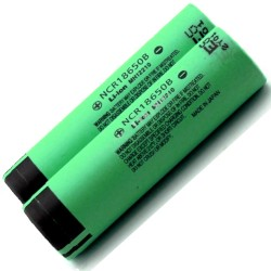 PANASONIC 18650 LITHIUM BATTERY 3000mAh