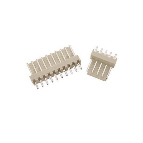 MALE CONNECTOR 2.54 ΜΕ 4-PIN