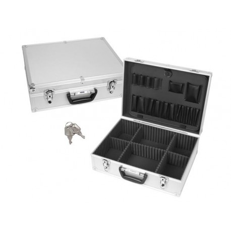 ALUMINIUM TOOL CASE 457 x 330 x 152 mm