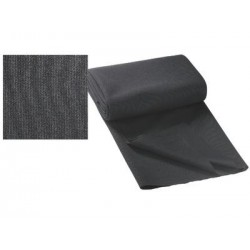FABRIC FOR SPEAKERS - BLACK -1.5m WIDTH BY VISATON