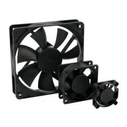 FAN 24VDC SLEEVE 120 x 120 x 38mm