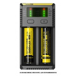 NITECORE i2 DIGITAL DUAL CHARGER