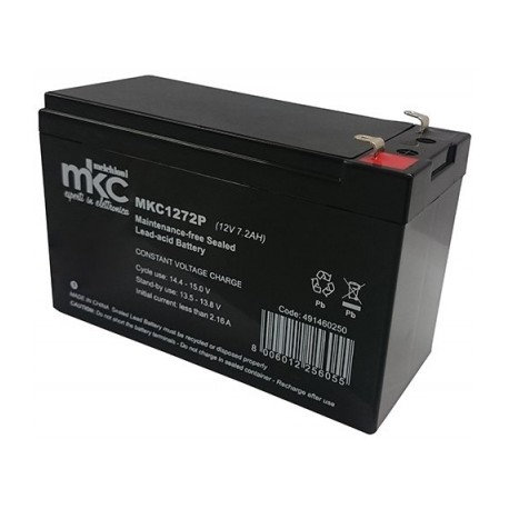 LEAD ACID BATTERY 12V/7.2AH