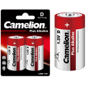 BATTERY LR20 TYPE D CAMELION