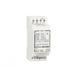 SINGLE CHANNEL TRIAC DIMMER FOR RESISTIVE & INDUCTIVE LOADS