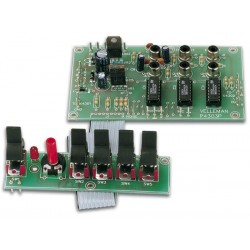 POWER SUPPLY AND SWITCHING MODULE