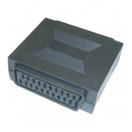SCART SOCKET TO SCART SOCKET ADAPTER