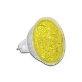YELLOW 12VAC MR16 LED LAMP. 7CD