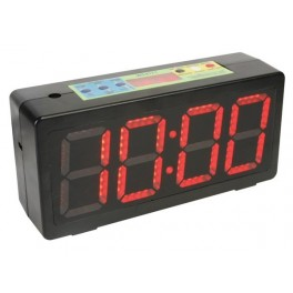CLOCK WITH COUNT UP/DOWN TIMER & INTERVAL TIMER