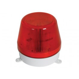 STROBE LIGHT 230Vac - RED