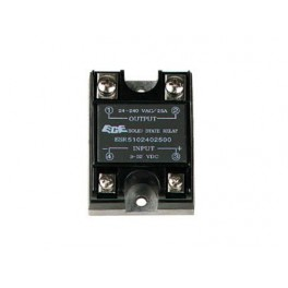SOLID STATE POWER RELAY 25A. 240V NORMAL OPEN