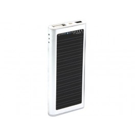 SOLAR POWER CHARGER WITH LI-POLYMER BATTERY - 1200mAh